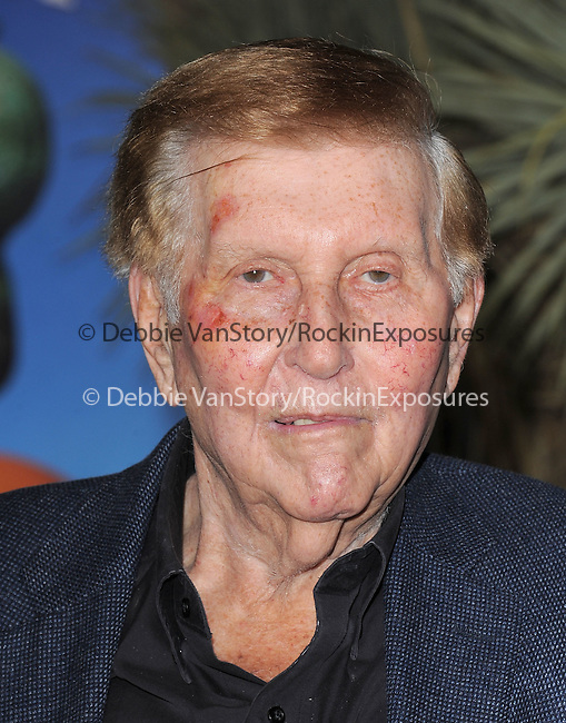 Sumner Redstone attends The Paramount Pictures' L.A. Premiere of RANGO held at The Regency Village Theatre in Westwood, California on February 14,2011                                                                               © 2010 DVS / Hollywood Press Agency