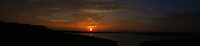 This spectacular Lake Travis sunset on  can be found the near the Mansfield Dam on Lake Travis, Texas.