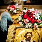 January 19, 2018: Theophany and the Blessing of the Waters on January 6th of the old calendar at St. Sava Church, Jackson, Calif. on a wet and rainy day.<br /> <br /> With Fr. Marko Boljovic