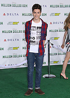 HOLLYWOOD, CA - MAY 6:  Teo Halm at the Premiere Of Disney's 'Million Dollar Arm'  on May 6, 2014 at El Capitan Theatre in Hollywood, California. Credit: SP1/Starlitepics /nortephoto.com