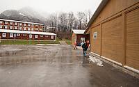 alptransit, Svizzera, Canton Ticino galleria ferroviaria, alta velocità, treni merci, cantiere Sigirino, galleria del Gottardo, treni,  villaggio operai