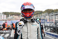 25th September 2021; Sochi, Russia; F1 Grand Prix of Russia  qualifying sessions;  F1 Grand Prix of Russia 63 George Russell GBR, Williams Racing`