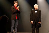 TEX - POPECK - - FESTIVAL NATIONAL DES HUMORISTES DE TOURNON SUR RH'NE / TAIN L'HERMITAGE