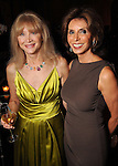 Astrid Van Dyke and Judith Oudt at the Dancing with the Houston Stars event benefitting the Houston Ballet at the home of John and Becca Thrash  Friday Sept. 24, 2010. (Dave Rossman/For the Chronicle)