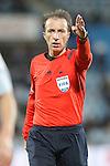 Spanish referee Fernandez Borbalan during La Liga match. February 27,2016. (ALTERPHOTOS/Acero)
