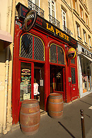 Paris France - Bistro St Germain La Pinte