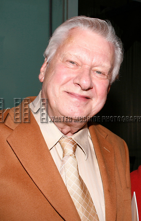 Brian Murray attending the 28th Annual Lucille Lortel Awards held at the Penthouse at American Airlines Theatre in New York City.<br />April 21, 2008