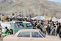 Iran 1991 Celebration in  Halej for the anniversary of Idris Barzani's death  Iran 1991 Ceremonie a Halej  pour l'anniveraire de la mort d'Idris Barzani
