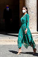 GRANADA, SPAIN-  June 10: **NO SPAIN** Queen Letizia visits La Alhambra and attend the Design and Innovation awards in Granada, Spain on June10, 2021. <br /> CAP/MPI/RJO<br /> ©RJO/MPI/Capital Pictures