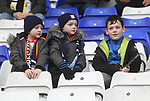 Preston North End's Fans anticipate the kick-off<br /> <br /> Photographer Mick Walker/CameraSport<br /> <br /> The EFL Sky Bet Championship - Birmingham City v Preston North End - Saturday 1st December 2018 - St Andrew's - Birmingham<br /> <br /> World Copyright © 2018 CameraSport. All rights reserved. 43 Linden Ave. Countesthorpe. Leicester. England. LE8 5PG - Tel: +44 (0) 116 277 4147 - admin@camerasport.com - www.camerasport.com