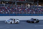 #78: Vinnie Miller, B.J. McLeod Motorsports, Toyota Supra Koolbox Ice, #52: Kody Vanderwal, Means Motorsports, Chevrolet Camaro The Rolling Home Show with Bill Malone