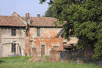 - Milano, Parco Agricolo Sud, antica cascina<br /> <br /> - Milan Agricultural Park South, old farmhouse