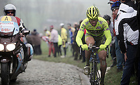 Dwars Door Vlaanderen 2013.Oscar Gatto (ITA)