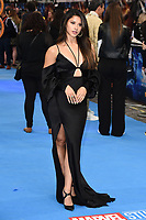 """Daniela Norman<br /> arriving for the """"Shang-Chi And The Legend Of The Ten Rings"""" premiere at Curzon Mayfair, London<br /> <br /> ©Ash Knotek  D3570  26/08/2021"""