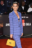 """LONDON, UK. October 08, 2019: Shanie Ryan arriving for the """"Knives Out"""" screening as part of the London Film Festival 2019 at the Odeon Leicester Square, London.<br /> Picture: Steve Vas/Featureflash"""