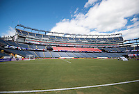 Foxborough, MA - June 10, 2016: Chile defeated Bolivia 2-1 during the group stage of the Copa America Centenario at Gillette Stadium.