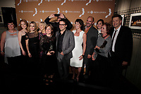 September 15 2013 -   the actors of 19-2 attend the GEMEAU Gala