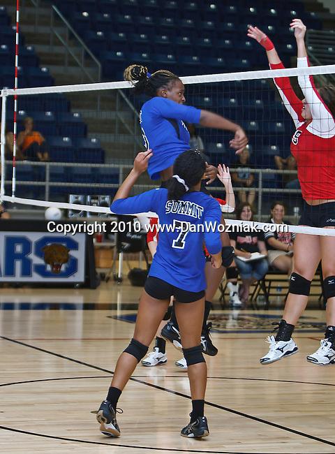 Martin Warriors vs. Summit Jaguars(varsity volleyball)