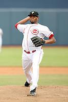 Daryl Thompson - Peoria Saguaros - 2010 Arizona Fall League.Photo by:  Bill Mitchell/Four Seam Images..
