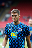 Marko Grujić of Hertha Berlin warming up during the pre season friendly match between Crystal Palace and Hertha BSC at Selhurst Park, London, England on 3 August 2019. Photo by Carlton Myrie / PRiME Media Images.