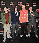 """Weezer  at The Axe Music """"One Night Only"""" Concert series,Weezer headlines & takes over The Dunes Inn Motel in Hollywood, California on September 21,2010                                                                               © 2010 Hollywood Press Agency"""