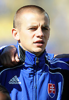 Vladimir Weiss of Slovakia