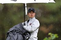 CHAPEL HILL, NC - OCTOBER 13: Lois Kaye Go of the University of South Carolina at UNC Finley Golf Course on October 13, 2019 in Chapel Hill, North Carolina.