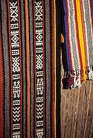 Oman, Muscat.  Omani Fabric.
