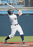 March 10, 2012:   Nevada Wolf Pack's Joe Kohan swings against the UC Santa Barbara Gauchos during their NCAA baseball game played at Peccole Park on Saturday afternoon in Reno, Nevada.