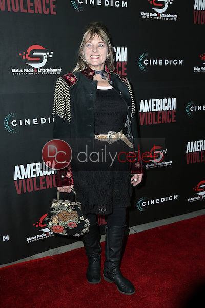 """Nikki Pelley<br /> at the """"American Violence"""" World Premiere, Egyptian Theater, Hollywood, CA 01-25-17<br /> David Edwards/DailyCeleb.com 818-249-4998"""