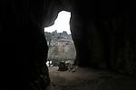 Spain, Soria Province, Canon del Rio Lobos, Ermita de San Bartolome. November 13, 2010. (ALTERPHOTOS/Acero)