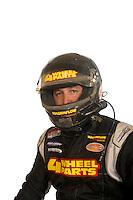 Mar. 18, 2011; Chandler, AZ, USA;  LOORRS driver Greg Adler poses for a portrait at Firebird International Raceway. Mandatory Credit: Mark J. Rebilas