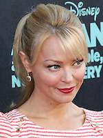 HOLLYWOOD, LOS ANGELES, CA, USA - OCTOBER 06: Charlotte Ross arrives at the World Premiere Of Disney's 'Alexander And The Terrible, Horrible, No Good, Very Bad Day' held at the El Capitan Theatre on October 6, 2014 in Hollywood, Los Angeles, California, United States. (Photo by Xavier Collin/Celebrity Monitor)