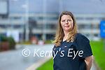 Emergency department nurse at UHK Margaret O'Callaghan.