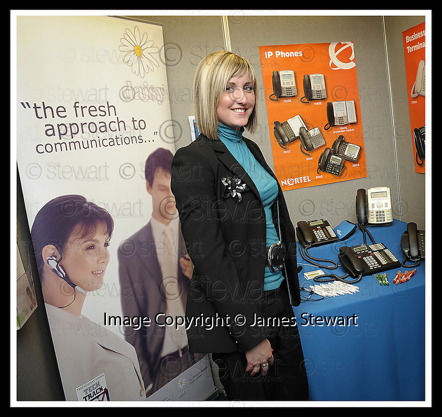 01/05/2008   Copyright Pic: James Stewart.File Name : 52_business_fair.FALKIRK BUSINESS FAIR 2008.ITELLIA TELEPHONE SYSTEMS.James Stewart Photo Agency 19 Carronlea Drive, Falkirk. FK2 8DN      Vat Reg No. 607 6932 25.Studio      : +44 (0)1324 611191 .Mobile      : +44 (0)7721 416997.E-mail  :  jim@jspa.co.uk.If you require further information then contact Jim Stewart on any of the numbers above........