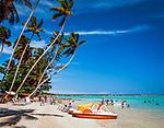Dominikanische Republik, Boca Chica, Playa Boca Chica | Dominican Republic, Boca Chica, Playa Boca Chica, beach
