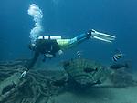 American Tanker dive