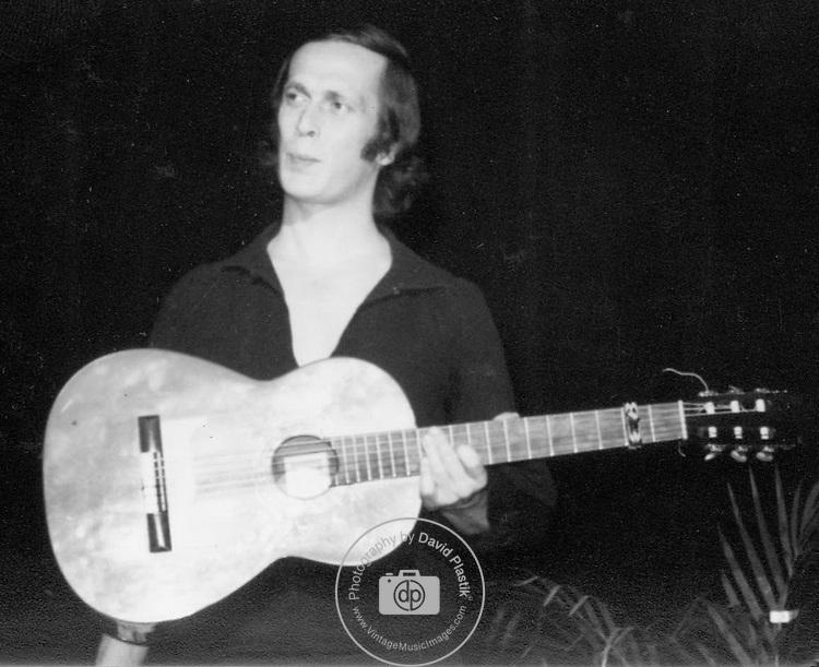 Paco Delucia , April 1981, New York City at the Palladium .