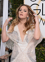 Drew Barrymore @ the 74th annual Golden Globe awards held @ the Beverly Hilton hotel. January 8, 2017