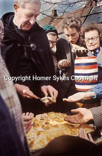 Bottle Kicking and Hare Pie Scrambling 1970s Uk
