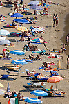 Morcone, beach, vicinity of Capoliveri, town beach, Elba; Province of Livorno; Mediterranean Sea; Tyrrhenian Sea; Tuscan archipelago, Italy; West coast of Italy, Italian Coast, Tuscan coast,