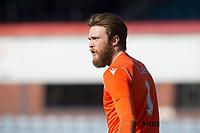 3rd April 2021; Dens Park, Dundee, Scotland; Scottish FA Cup Football, Dundee FC versus St Johnstone; St Johnstone goalkeeper ZanderClark