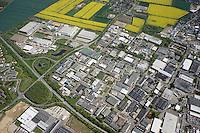 Gewerbegebiet Reinbek: EUROPA, DEUTSCHLAND, SCHLESWIG HOLSTEIN, (GERMANY), 03.05.2014: Gewerbegebiet Reinbek,