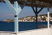 Karaburun, western Turkey on the Aegean coast