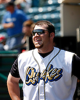 Sean O'Sullivan / Rancho Cucamonga Quakes..Photo by:  Bill Mitchell/Four Seam Images