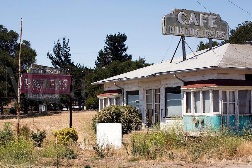 Cafe Dinning Cars Buellton California