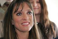 Lynda Lemay<br /> conference de presse sur la prevention du suicide<br /> photo : Delphine Descamps - Images Distribution