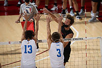 UCLA v Stanford Volleyball M, March 24, 2021