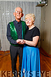"Sammy and Annie Locke ready to dance at the Tralee Musical Society ""Strictly Come Dancing"" Mr and Mrs in Ballyroe Heights Hotel on Saturday."