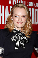"LOS ANGELES - AUG 14:  Elisabeth Moss at the FYC Event For Hulu's ""The Handmaid's Tale"" at the DGA Theater on August 14, 2017 in Los Angeles, CA"